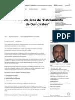 """Cálculo da área de """"Patolamento de Guindastes"""" - Consultoria & Engenharia-Parte 01"""