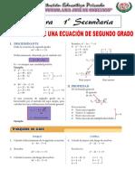Sesion Nº 2 Discriminante en ecuaciones de segundo grado.pdf