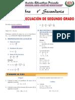 Sesion Nº 3 Raices en ecuaciones de segundo grado.pdf