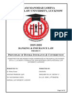 Banking & Insurance Law