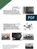low cost carbon fibre in automotive application