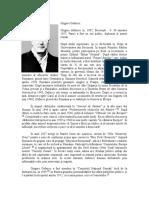 Grigore Gafencu si unitatea europeana
