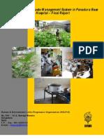 Panadura Bio gas Final Report - Help