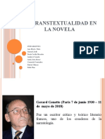LA TRANSTEXTUALIDAD EN LA NOVELA.pptx