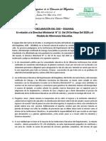 Declaracion CEID  -EDUMAG