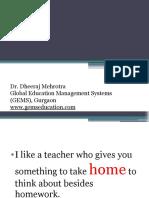 Global Teacher