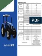 Tractor new holland9010-brochure-india-en