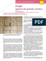 -12- Bris de Carrelages Dans Les Magasins de Grande Surface