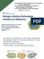 Biologie Lecon 1