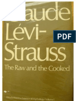 Levi Strauss - The Raw and the Cooked