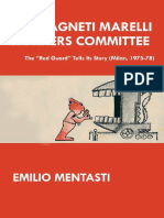 "The Magneti Marelli Workers Committee – The ""Red Guard"" Tells Its Story (Milan, 1975-78)"