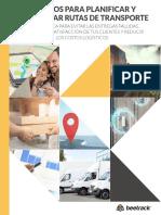 BEE - Planificación y optimización de rutas - eBook