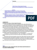 SHAN HUMAN RIGHTS FOUNDATION  REPORT JANUARY 2011-ENGL