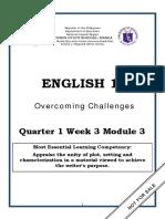 ENGLISH-MODULE-3