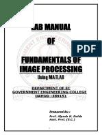 basics of image processing in matlab lab file.pdf