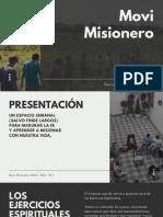 1. Presentación - Movi Misionero