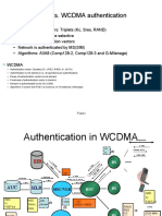 Authentication in WCDMA.ppt