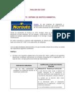 ANALISIS DE CASO -TALLER SGA-2