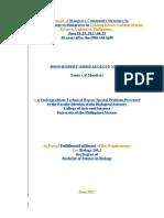 Mangrove Report for Biology 161.1 June 29, 2017.docx