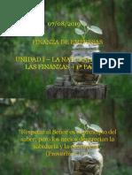 Unidad I - La Naturaleza de Las Finanzas_1