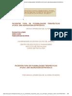 PACIENTES FORA DE POSSIBILIDADES TERAPÊUTICAS ATUAIS_ UMA ABORDAGEM ESTRATÉGICA_