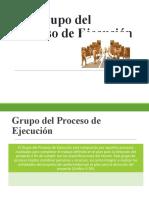 GERENCIA DE PROYECTOS IX