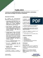 MasterSeal Traffic 2010