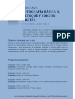 Retoque y edición digital