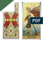 Libro de Tarot - After Tarot