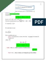 Série de TD N°2 éléments de corrections