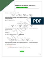 serie TD N°1 equations de caucchy riemanne solution
