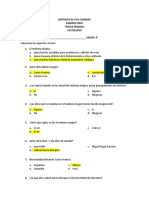 examen final castellano
