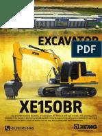 XCMG Excavator XE150BR