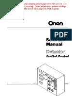 Manual reparacion generador las porritas