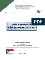 GUÍA PDG. PDO V