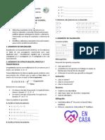 MATEMATICAS 5°