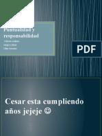 Puntualidad y responsabilidad Sergio jjjjjjjjjjjjjjjjjjjjjjjjjj.pptx