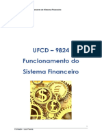 Ufcd 9824 - Funcionamento Do Sistema Financeiro Para Forma-te
