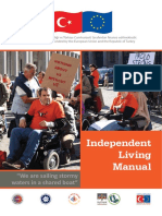 Independent Living Manual- EU