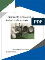 Tratamiento térmico en la industria alimentaria.docx