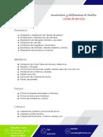 Listado de Servicios SUMEDIPA S.A. DE C.V..pdf