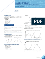 008-Matemática-1-Função do 2 Grau-CONCAVIDADE, DISCRIMINANTE, RAÍZES E FORMA FATORADA