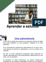 TEI 1 aprender a estudiar