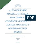 APUNTES FOUCAULT 1