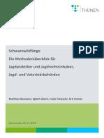 Thünen-Institut - Schwarzwildfaenge
