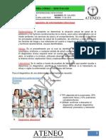 Infec.n2. Diagnostico de Enfermedades Infecciosas. Miercoles. (17.02.2016)