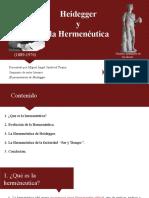 Heidegger y la Hermenéutica.pptx