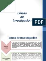 lineas de investigacion  del PNFA E INSTITUCIONALES ..