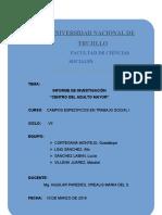 Informe Originalcam - El Porvenir- 10 de Marzo