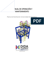 MANUAL OPERACIÓN Y MATTO PLANTA DESTILACION - copia.pdf